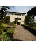 L'antica villa nobiliare dell'800 a due passi da Volterra